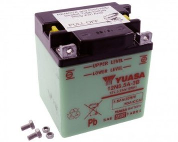 Choosing a Lead Acid Battery